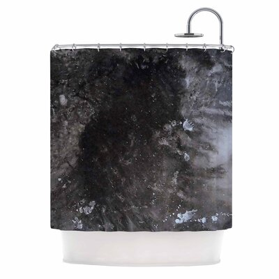 Crepuscular Nebula Shower Curtain