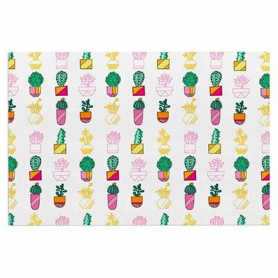 Succulent Cali Cacti Doormat