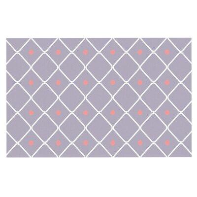 Lilac Web Doormat