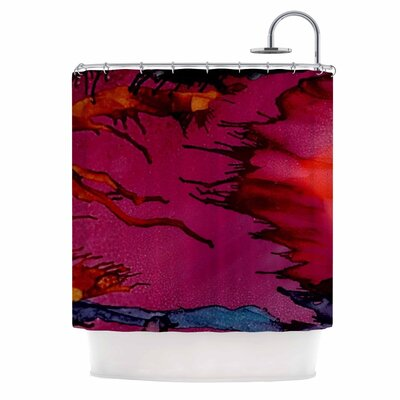 Marianas Trench Shower Curtain