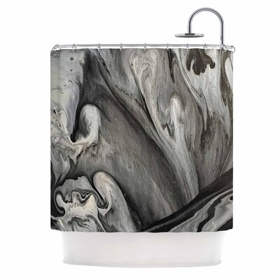Inner Chaos Shower Curtain