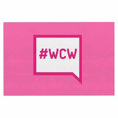 Women Crush Wednesday Doormat