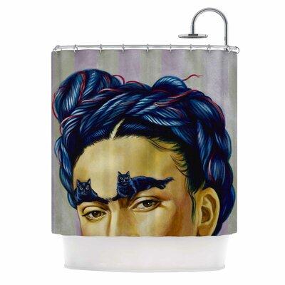 Frida Katlo People Shower Curtain