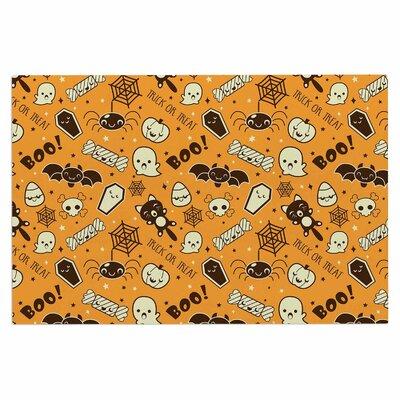 All Cute Halloween Doormat