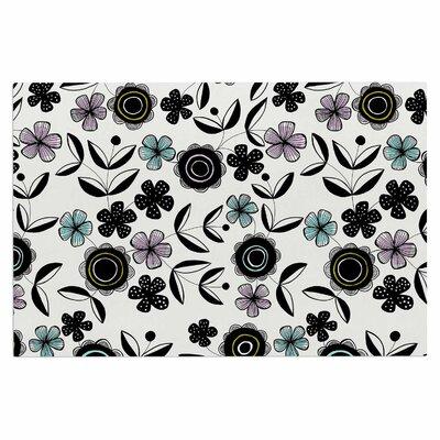 Artisan Floral Doormat
