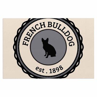 French Bulldog Dog Decorative Doormat