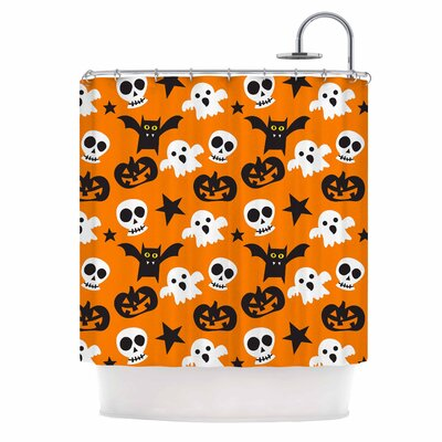 Spooktacular Shower Curtain