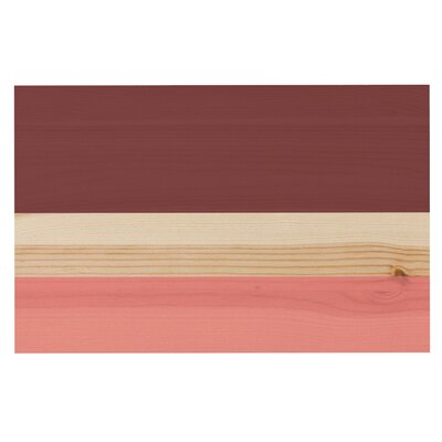 Spring Swatch - Marsala Strawberry Doormat
