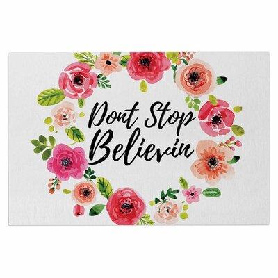 Dont Stop Believin Doormat