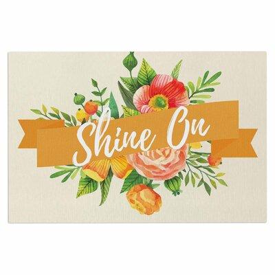 Shine On Doormat