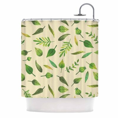 I Be-Leaf in You Shower Curtain