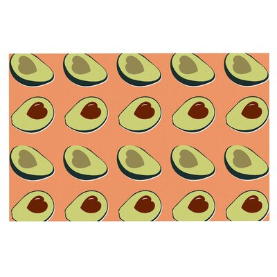 Avacado Love Doormat