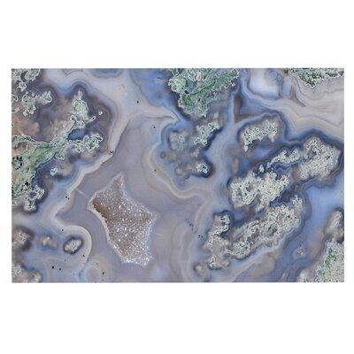Pastel Geode Doormat