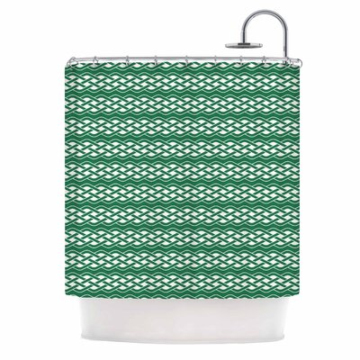 Celtic - Texture Shower Curtain