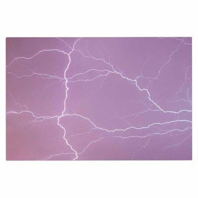 Pastel Lightning Doormat