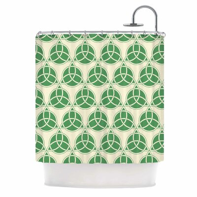 Celtic - Pattern Shower Curtain
