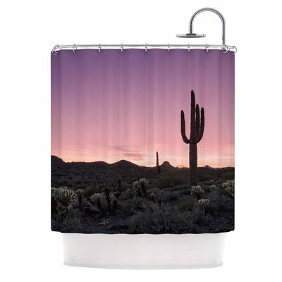 Tucson Sunset Shower Curtain