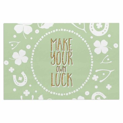 Own Luck Doormat