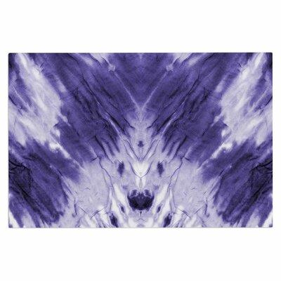 Violet Dye Doormat