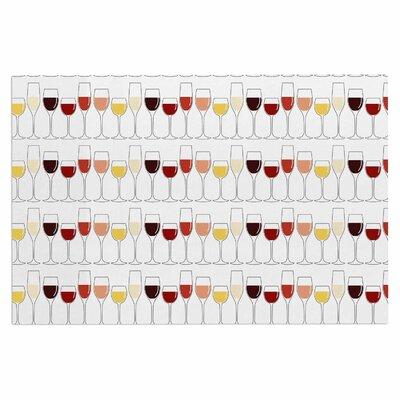 Fine Wines Doormat
