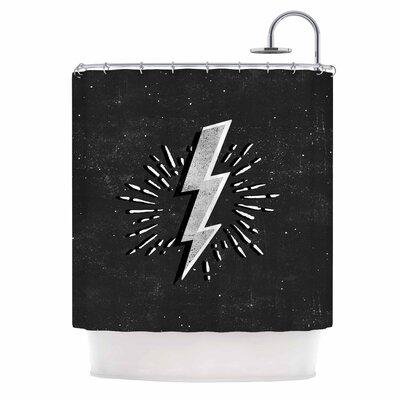 Bolt Shower Curtain