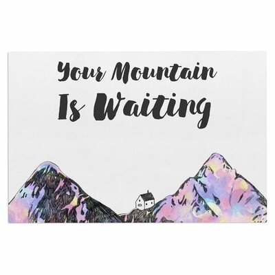Your Mountain is Waiting Doormat