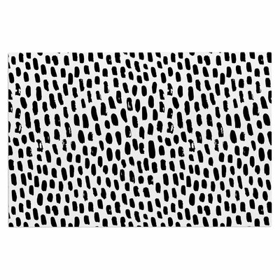 Ink Dots Doormat