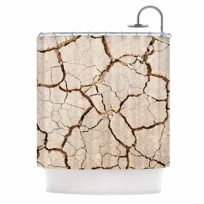 Drought Shower Curtain