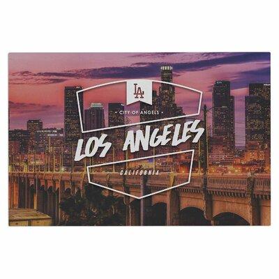 Los Angeles ll Doormat