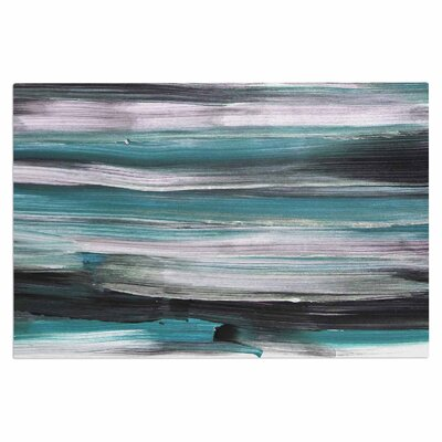 Mixed Brush Strokes Doormat