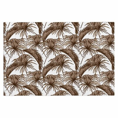 Palmtastic Doormat Color: Tan/Brown