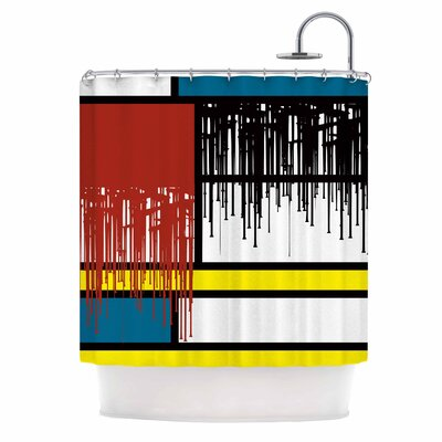 Saint Drips Shower Curtain