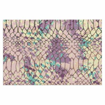 Snakeskin Doormat