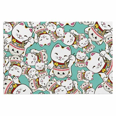 Ramen Cats Doormat