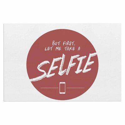 Let Me Take a Selfie Doormat