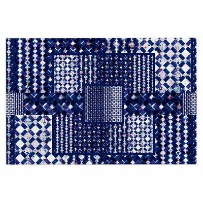 Morocco Blue Doormat