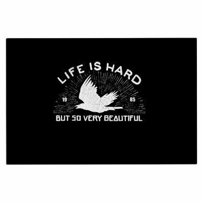 Life is Hard Doormat