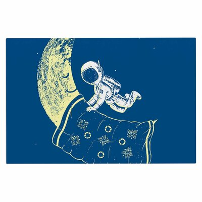 You Need a Break Moon Decorative Doormat