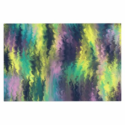 Marbling Color Doormat