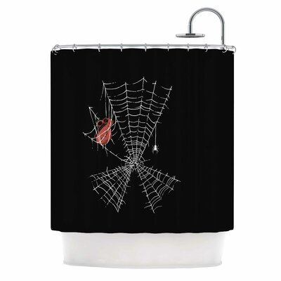 Keep the Peace Shower Curtain