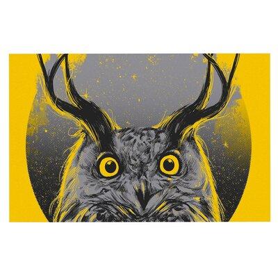 Majesty Owl Decorative Doormat