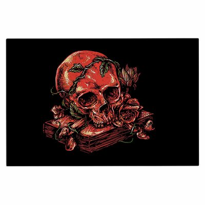 Dark History Fantasy Nature Decorative Doormat