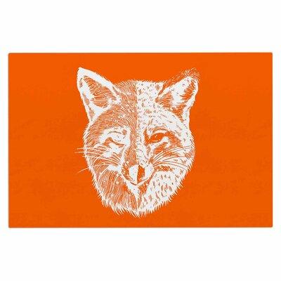 Foxface Doormat