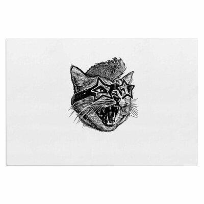Funky Cat Doormat