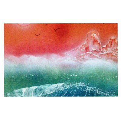 Dream Seascape Doormat