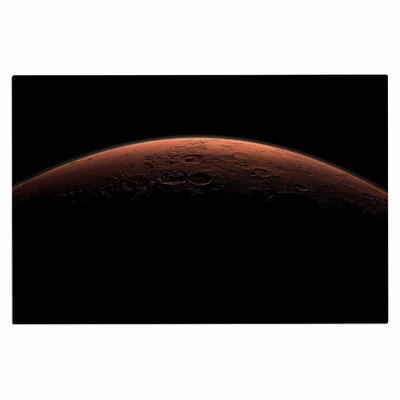 Martian Sunrise Doormat