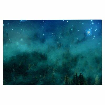 Forest Night Doormat