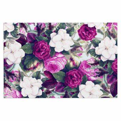 Exotic Flora Doormat