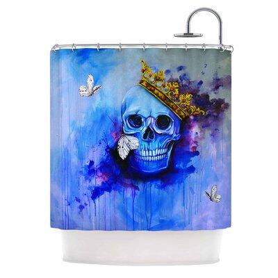 Spiriti DArchivio Fantasy Painting Shower Curtain