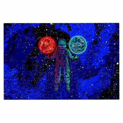 King of Planets Doormat